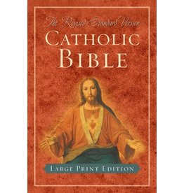 Oxford University Press The Revised Standard Version Catholic Bible: Large Print Edition (Hardcover)