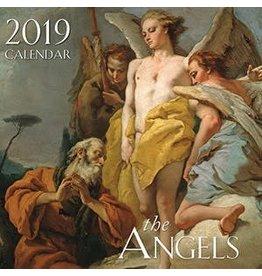 Tan Books 2019 Angels Wall Calendar