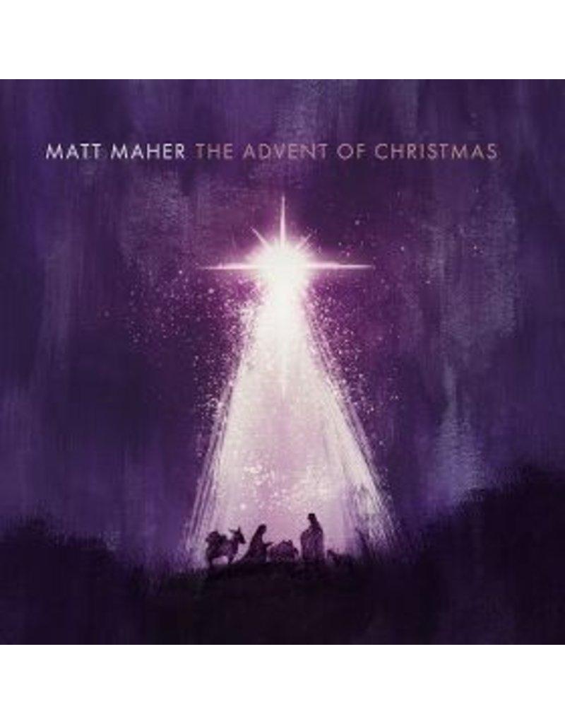 Matt Maher Advent of Christmas, The Matt Maher CD