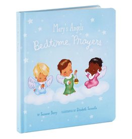 Hallmark Mary's Angels Bedtime Prayers Board Book