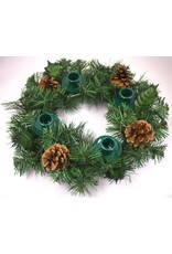 Vermont Christmas Company Holiday Traditions Advent Wreath
