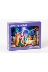 Vermont Christmas Company Joyous Night Children's Christmas Jigsaw Puzzle for Kids