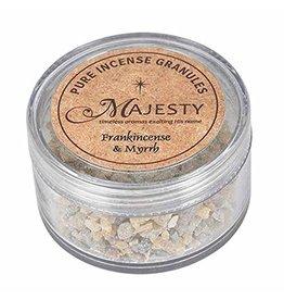 Majesty 1.5 oz Frankincense And Myrrh Incense