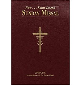 Catholic Book Publishing Corp St. Joseph Sunday Missal Large Type