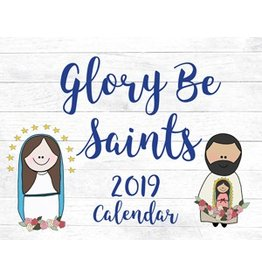 Our Sunday Visitor 2019 Glory Be Saints Calendar