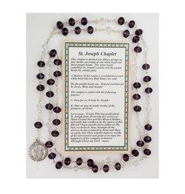 McVan St. Joseph Chaplet Rosary