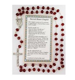 McVan Sacred Heart Chaplet Rosary