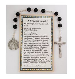 McVan St. Benedict Chaplet Rosary