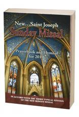 Catholic Book Publishing Corp 2019 St. Joseph Annual Sunday Missal
