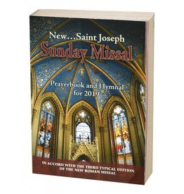 Catholic Book Publishing Corp 2019 St. Joseph Annual Sunday Missal