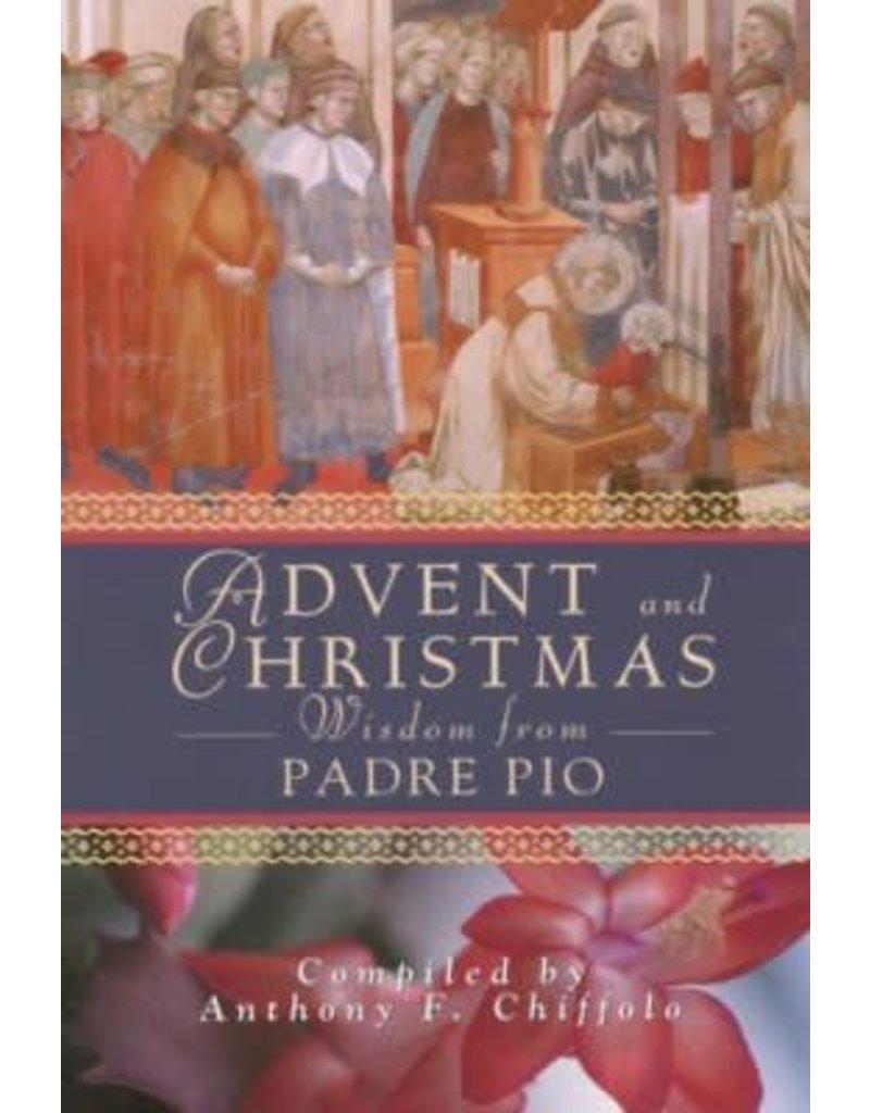 Liguori Publications Advent and Christmas: Wisdom from Padre Pio