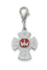 McVan 4 Way Holy Spirit Clippable Medal