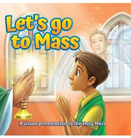 Herald Entertainment Let's Go to Mass! A Visual Presentation of the Holy Mass