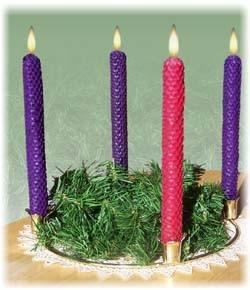 Illuminated Ink Advent Candle Kit
