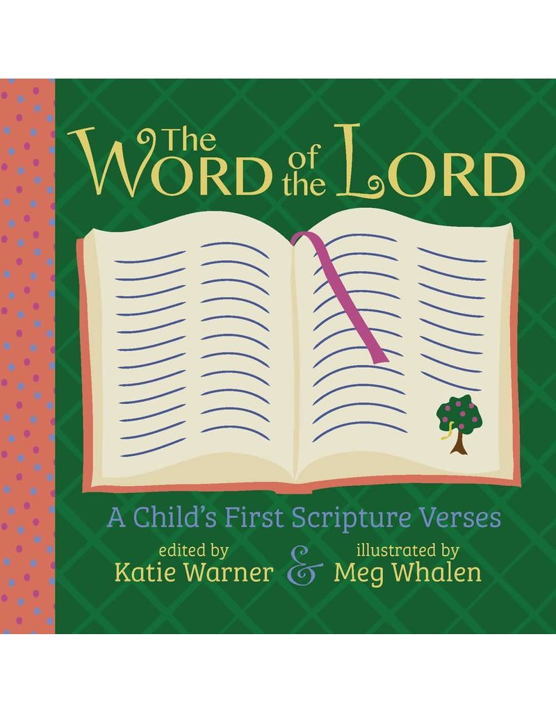Tan Books The Word of the Lord: A Child's First Scripture Verses