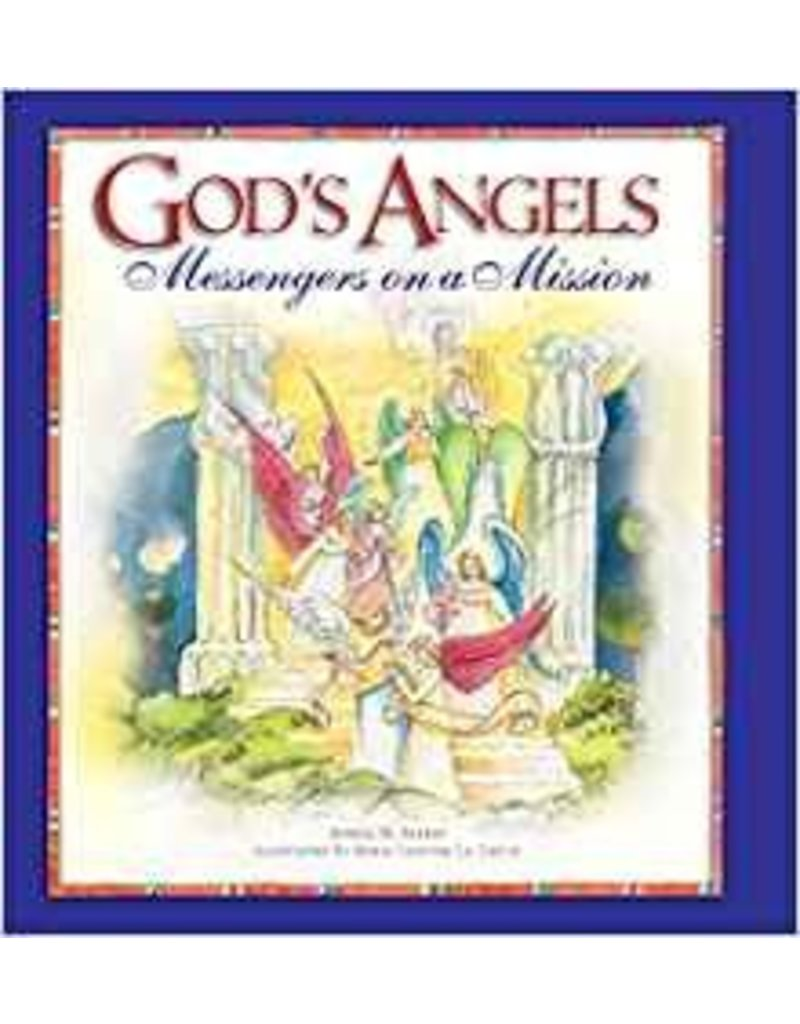 The Word Among Us Press God's Angels Messengers On a Mission