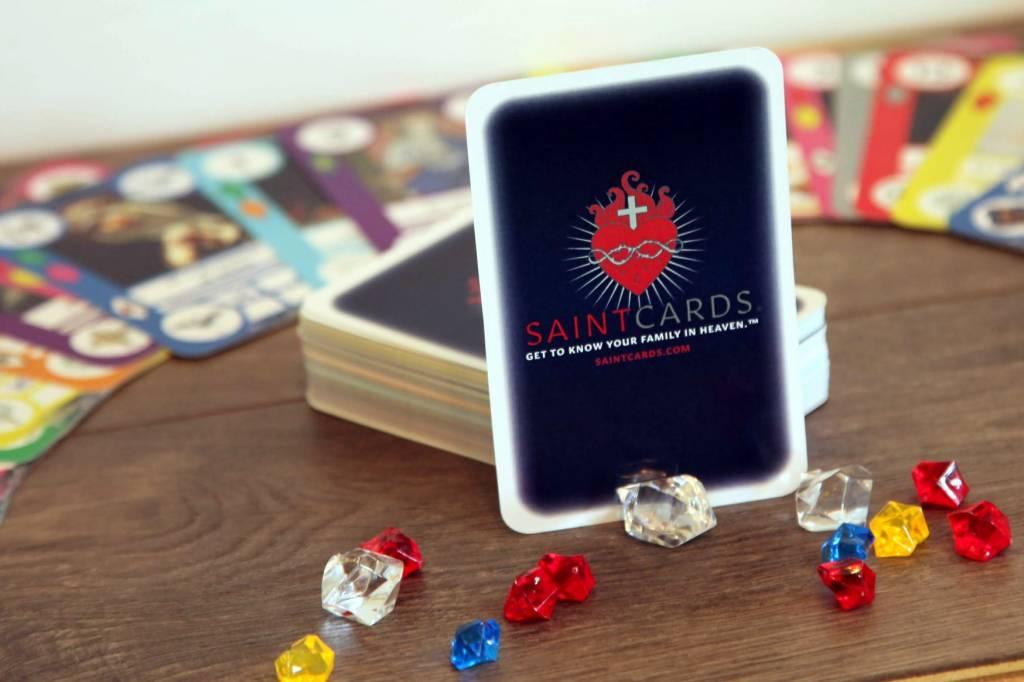 Saint Cards Saint Cards Game Base Set