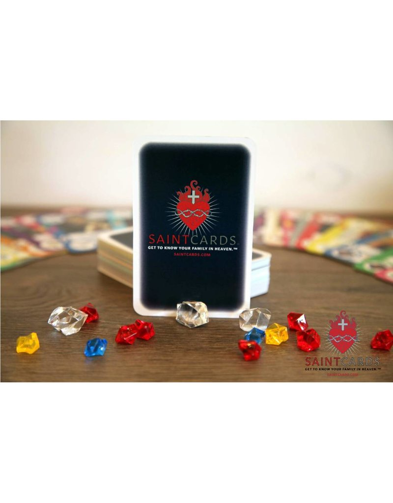 Saint Cards Saint Cards Game Base Set