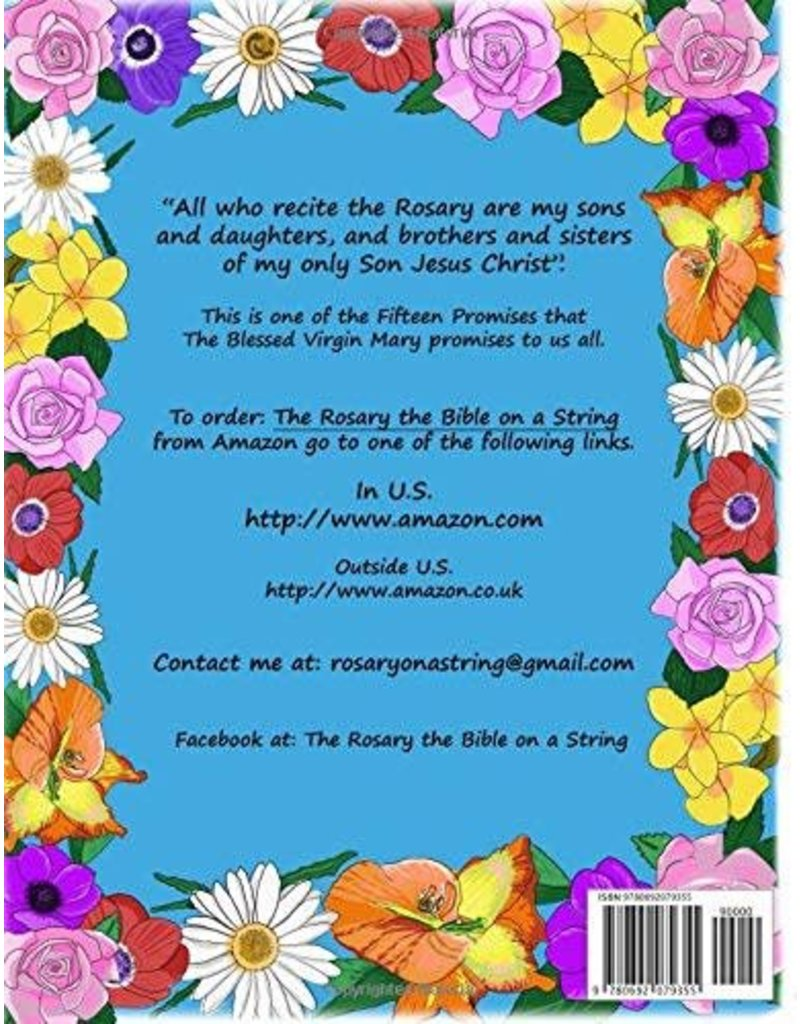 Kelli Eggebrecht The Rosary: The Bible on a String - A Scriptural Rosary
