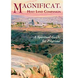 Magnificat Magnificat Holy Land Companion: A Spiritual Guide for Pilgrims