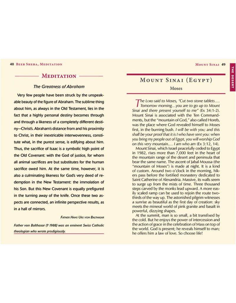 Magnificat Magnificat Holy Land Companion: A Spiritual Guide for Pilgrims