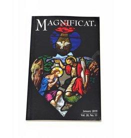 Magnificat Magnificat January 2019 Large Print