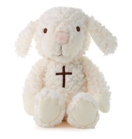 Hallmark Lullaby Lamb Interactive Musical Stuffed Animal Toy