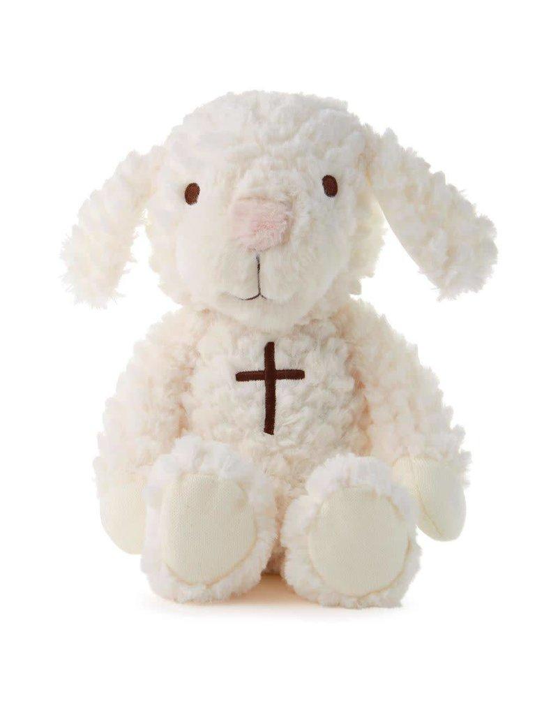 Hallmark Lullaby Lamb Interactive Musical Stuffed Animal Toy