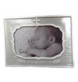 Roman, Inc Bless This Child Picture Frame For 4x6 Photo