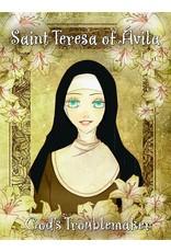 Pauline Books & Publishing St. Teresa of Avila: God's Troublemaker