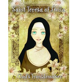 Pauline Books & Publishing St. Teresa of Avila: God's Troublemaker