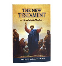 Catholic Book Publishing Corp The New Testament (Pocket Size) New Catholic Version