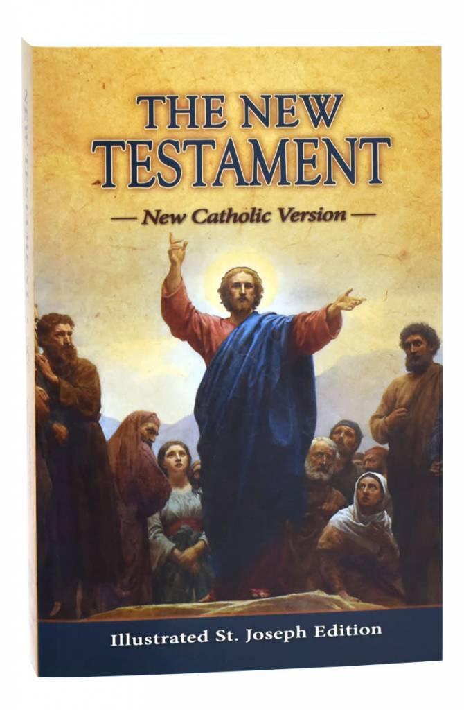 Catholic Book Publishing Corp The New Testament (Pocket Size) New Catholic Version