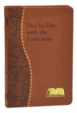 Catholic Book Publishing Corp Day by Day with the Catechism: Minute Meditations for Every Day