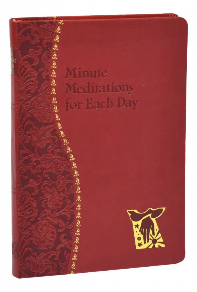 Catholic Book Publishing Corp Minute Meditations for Each Day