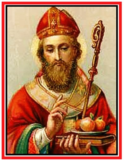 The Feast of St. Nicholas, St. Nick, or Santa Claus!