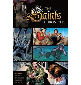 Sophia Institute Press The Saints Chronicles: Collection 1