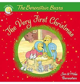 ZonderKidz The Berenstain Bears: The Very First Christmas