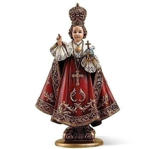 "Joseph's Studio 6"" Infant of Prague Statue"