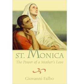 Pauline Books & Publishing Saint Monica The Power of A Mother's Love