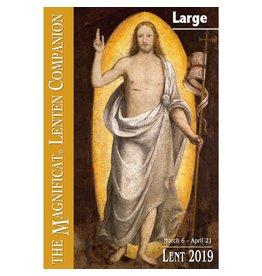 Magnificat Magnificat Lenten Companion 2018 Large Print