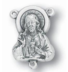 WJ Hirten Sacred Heart Rosary Centerpiece