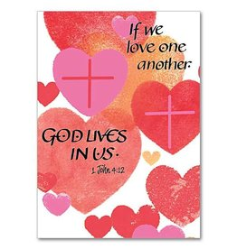 The Printery House If We Love One Another Card