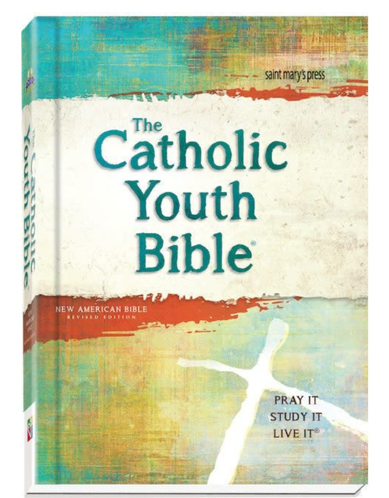 St. Mary's Press The Catholic Youth Bible, 4th Edition New American Bible Revised Edition (Hardcover)