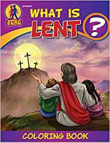 Herald Kids What is Lent? Coloring Book