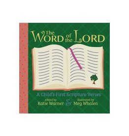Tan Books The Word of the Lord A Child's First Scripture Verses