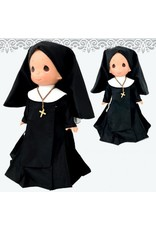 Precious Moments Precious Moments Nun Doll Sacred Heart Nun