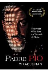 Ignatius Press Padre Pio: Miracle Man (DVD Movie)