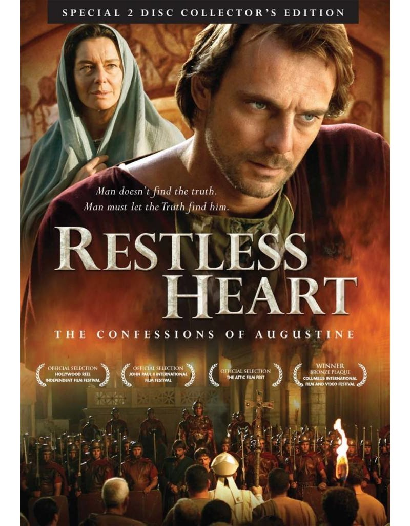 Ignatius Press Restless Heart: The Confessions of Augustine (DVD Movie)