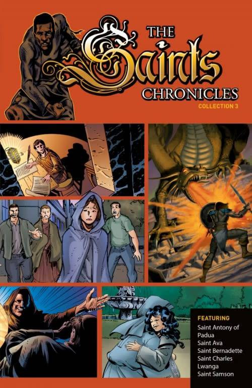 Sophia Institute Press The Saints Chronicles: Collection 3